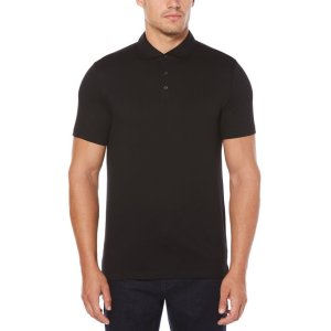 Short Sleeve Herringbone Polo