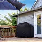 VicTsing Grill Cover 58-Inch BBQ Waterproof Cover