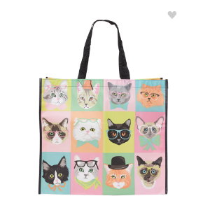 Cat Life Reusable Bag