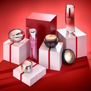 New Arrivals!Holiday Gift Sets @ Shiseido