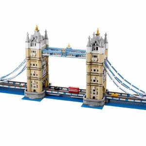 LEGO Creator Expert Tower Bridge 10214 - Walmart.com