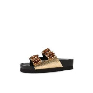 Blossom slipper (bronze)