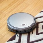 ILIFE A4s Robot Vacuum Cleaner with Powerful Suction and Remote Control, Super Quiet