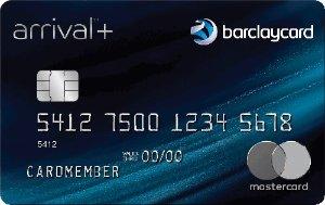 Enjoy 40,000 bonus milesBarclaycard Arrival Plus® World Elite Mastercard®