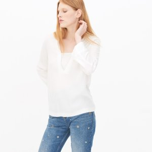 Preppy T-Shirt - Tops & Sweaters - Sandro-paris.com