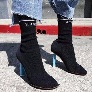 再降!低至4折 Kenzo$148收Ssense 女士鞋履,断码抄底价,再淘最后一波
