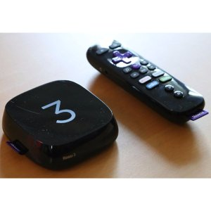 $9.93Roku 3 Streaming Media Player (4230R) with Voice Search (2015 model)