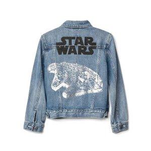 GapKids | Star Wars™ denim jacket | Gap