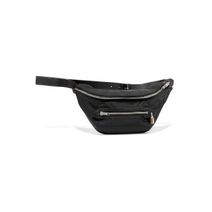Leather-trimmed shell belt bag | Alexander Wang