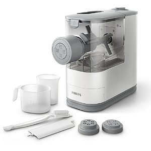 Philips Compact Pasta Maker in White