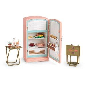 Maryellen's Refrigerator & Food Set