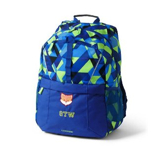 50% OffKids Backpacks and Lunch Boxes Sale @ Lands End