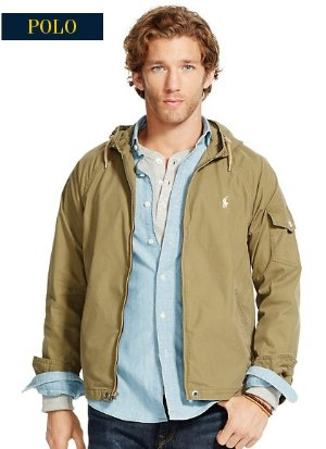 Up to 65% Off + Extra 30% OffCoat and Jacket Sale @ Ralph Lauren
