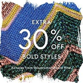 Up to 75% Off + Extra 30% OffSalvatore Ferragamo, Roksanda & More Designers @ THE OUTNET
