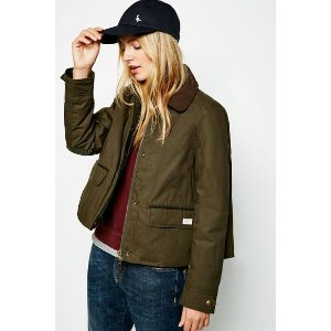 CASSELDON WAX SWING JACKET | JackWills US