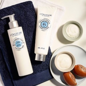 Free Shipping with Any Purchase @ L'Occitane