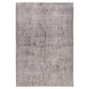 Contemporary Silk Rug - 5'6