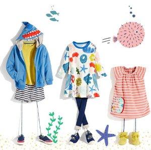 25% OffNew-Season Kidswear @ Boden