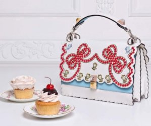 New ArrivalFendi Kan I Handbags @ Matchesfashion