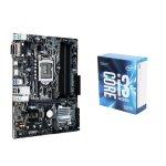 i3-7350K 4.2 GHz + Asus PRIME B250M-A