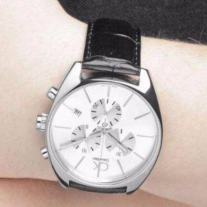 $79 (Retail: $385)Calvin Klein Men's Exchange Watch Model: K2F27120