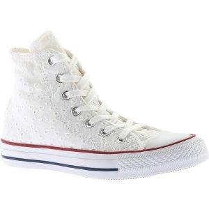 Converse Chuck Taylor All Star Eyelet Stripe Hi Sneaker