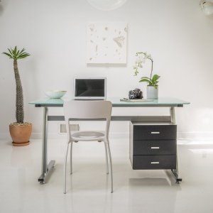 Beta Computer Desk with Filing Cabinet by Christopher Knight Home | Overstock.com Shopping - The Best Deals on Desks