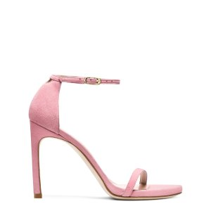 Nudistsong High Heel Sandals - Shoes | Shop Stuart Weitzman