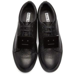 Black Adriana Sneakers