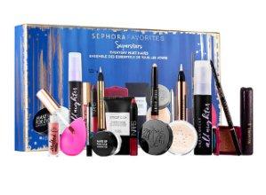CDN$90(价值CDN$268)SEPHORA FAVORITES Superstars彩妆超值套装上新