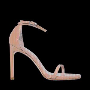 Nudisong Strap Sandal Stuart Weitzman Pink - Monnier Frères