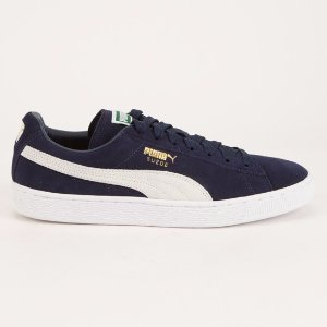 PUMA Suede Classic + Mens Shoes 291640210 | Sneakers