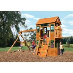 Cedarview Resort Play Set by Cedar Summit