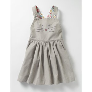 Animal Overall Dress G0073 Dresses at Boden