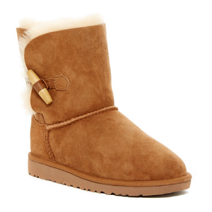 UGG Australia | Ebony Genuine Shearling Lined Boot (Little Kid & Big Kid) | Nordstrom Rack