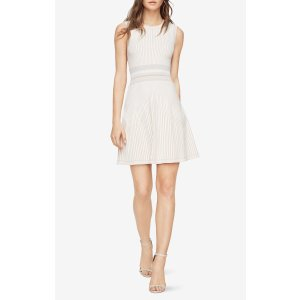 Wilma Knit Jacquard Dress