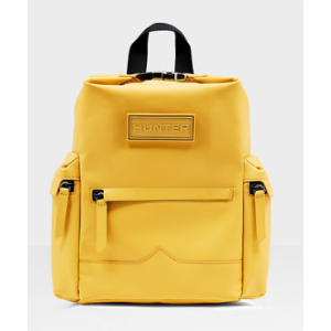 Hunter Yellow Mini Top Clip Backpack | Official US Hunter Boots Store