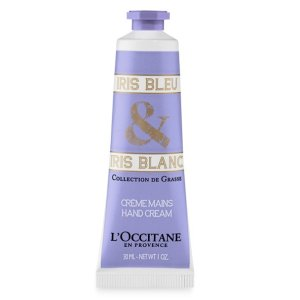 Iris Bleu & Iris Blanc Hand Cream | La Collection de Grasse