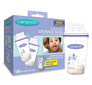 $10.25Lansinoh Breastmilk Storage Bags, 100 Count