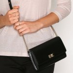 MICHAEL Michael Kors Mott Leather Clutch