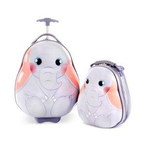 Heys Travel Tots Elephant 2PC Luggage & Backpack Set - Kids' Luggage - Luggage & Backpacks - Macy's