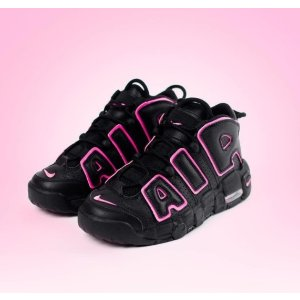 Nike Air More Uptempo Little/Big Kids' Shoe.