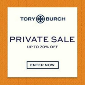 LAST DAY!! Up to 70% Private Sale @ Tory Burch