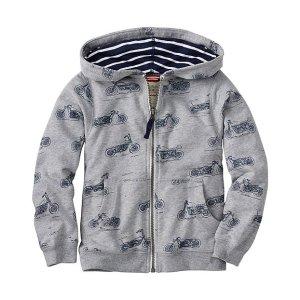 Boys Supercozy Jersey Lined Hoodie | Boys Hoodies & Sweatshirts