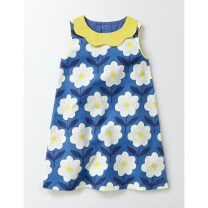 Printed Shift Dress 33545 Day Dresses at Boden