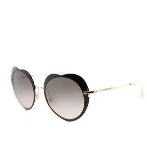 MIU MIU The Collection Miu Miu Fashion Metal Sunglasses