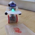 WowWee - Coder MiP the STEM-based Toy Robot - Transparent