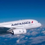 Fly Round-Trip to Europe on Air France