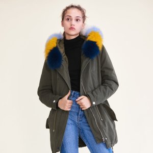 GAME Parka with removable lining
