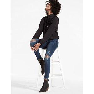 Brooke Legging Jean   Lucky Brand